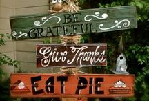 Thanksgiving / by Jamie Penner