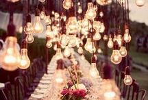 INSPIRATION | Wedding / Vintage, retro & rustic wedding inspiration.