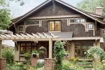 house - craftsman details research / by Jennifer M.