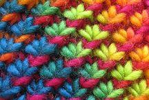 Crochet - stitches / by Becky Hebert