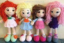 crochet - Dolls / by Becky Hebert
