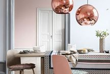 Home - Dining Rooms / Home Décor / Interior Design Ideas   Stylish dining rooms.
