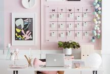 Home - Workspace / Home Décor / Interior Design   Feel inspired to get more productive at home with these workspace and home office ideas.