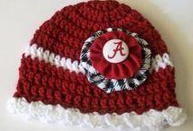 Crochet - Sport Hats, etc / by Becky Hebert