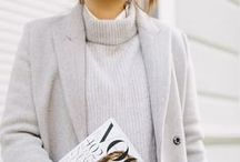 W I N T E R / W E A R / seasonal fashion / by Rhiannon Langford