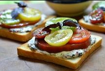 Simple Sandwiches / by Three Many Cooks