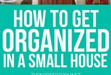 Cleaning & Organization  / by Brittany Roen