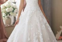 Bridal gowns / by Kathy Goldstein