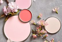 Colour Code / Colour / Color   Bright clashing colours & soft pastel shades in some beautiful, inspiring palettes.