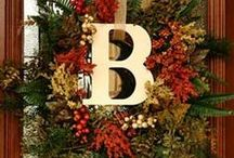 Fall & Fall Decor / by Brittany Roen