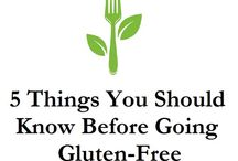 Gluten Free and/or Dairy Free Lifestyle / It's not a diet, it's a lifestyle! / by Michelle V