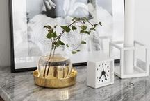 HOME | Decor Ideas / Home decor inspiration that isn't room specific!