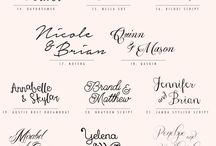 Typography Trickery / Design / Fonts / Typography / Calligraphy   Make your words look as beautiful as they sound.