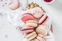 Food - Macaron Madness / Food / Macarons   What fashionista can honestly say she isn't in love with this French delicacy?