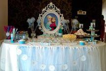 Mel's Frozen Birthday Party