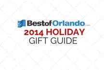 #BestofOrlando 2014 Holiday Guide / The ultimate guide for finding FUN gift ideas for everyone on your list. Updated daily! http://www.bestoforlando.com/