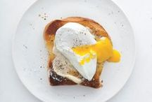 B R U N C H / breakfast food for brunching / by Rhiannon Langford