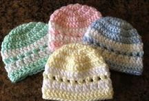 Crochet - Premies / by Becky Hebert