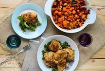 ZOOM+Performance Dinner Recipes / A delicious dinner doesn't need to come from a restaurant. These delicious recipes will bring out your inner chef in no time. Recipes curated by ZOOM+Performance's Natasha Kasaam, ND.