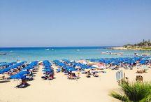 Plaże na Cyprze/Beaches in Cyprus / In Cyprus you can find one of the beat beach in the world. The best beach are in Famagusta and in Ayia Napa - natural beach with golden sand you can found in Famagusta and Famagusta area (North Cyprus), beautiful artifical beach you can found in Ayia Napa and Ayia Napa area (South Cyprus). Na Cyprze możesz znaleźć jedne z najpiękniejszych plaży na świecie. Najlepsze plaże znajdują się w Famaguście i w Ayia Napa - naturalne plaże ze złotym piaskiem możesz znaleźć w Famaguście i w okolicy.