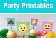Birthday Ideas / Birthday cakes, invitations, presents and stuff.