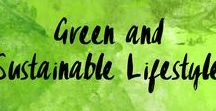 Green and Sustainable Lifestyle