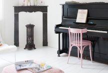 Home - Music Room / Pianos