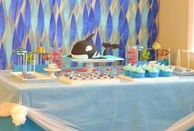 Party Ideas / by Jill Stringfellow-Oliver
