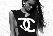 """Chanel Love / """"It is the unseen, unforgettable, ultimate accessory of fashion that heralds your arrival and prolongs your departure.""""          Coco Chanel / by Tara Mershon"""