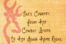 """and as for my honkytonk ways, i blame it on waylon"" / by Amanda Dambowy"