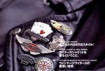 Moto Jackets / Japan Magazine — 別冊 Lightning (vol. 45, 94, 99)