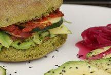 food stuff - nikesherztanzt. / vegane und vegetarische Rezepte, die ich auf meinem Blog nikesherztanzt veröffentlicht habe.