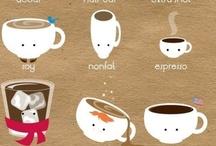 Stuff about coffee / by Michele Hijar Dudley