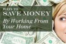 Saving Money / by Rebekah McCartney