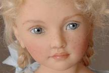 Beautiful Art Dolls.