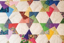 Quilting / by MaryJo Fortuna