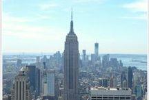 travel - new york. / NYC - die Stadt, die niemals schläft.