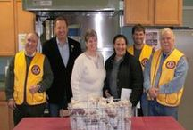 Lions Clubs and LCIF Hurricane Sandy Relief