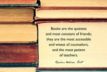When We Talk About Reading / A collection of quotations about reading and all things bookish