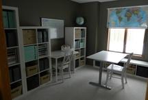 homeschool classroom / by Megan Berg