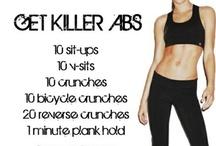 Workouts / by Kayla Micco