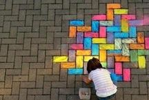 Street art for kids