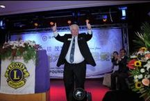 Barry Palmer: Lions Clubs 2013-2014 International President / by Lions Clubs