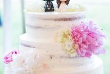 Wedding Cakes / Wedding cake inspirations for the traditional and Contemporary Bride