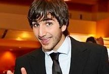Ricky Rubio #9 / Just lil bit obsessed . Can't go wrong with an athlete crush when he's this darn cute! / by Tara Mershon
