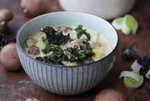 soupy kaspar - food. / Soul Food.  Suppen & Eintöpfe. Gerade im Herbst sind Suppen und Eintöpfe echte Seelenwärmer.