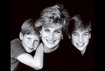 Royalty-Diana, Charles and Family / Princess Diana and Family / by Brandy Cope