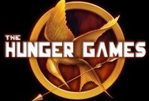 • Hunger Games • Catching Fire • Mockingjay • / May the odds be ever in your favor