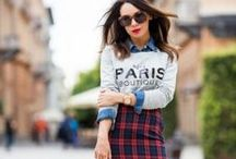 Street Style / by Sephie Rojas