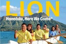 LION Magazine / View online issues of LION Magazine / by Lions Clubs